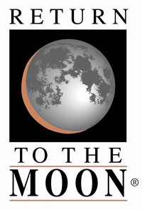 Return to the Moon Logo